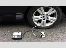 How to repair BMW tire YouTube