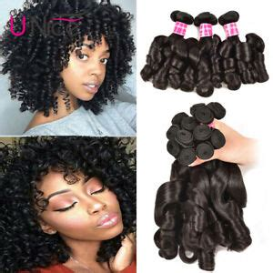 We love to hear from you! UNice Funmi Curly Hair Loose Wave Bundles Spiral Curl Hair ...