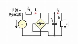 Welligkeit Berechnen : stromversorgung vereinfachte gleichrichterberechnung elektronik ~ Themetempest.com Abrechnung