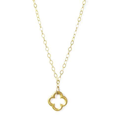 Gold & Quatrefoil Necklace  Jodi Henry Fine Jewelry. Exclusive Wedding Rings. Birth Stone Bracelet. Three Diamond. Iris Rings. Raw Diamond Engagement Rings. 1ct Diamond Stud Earrings. Pre Owned Diamond. Gemstone Tanzanite