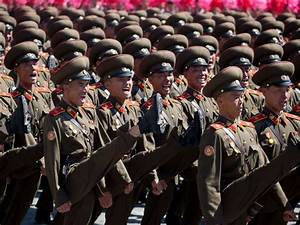 Plenty of military might on display at North Korea parade ...