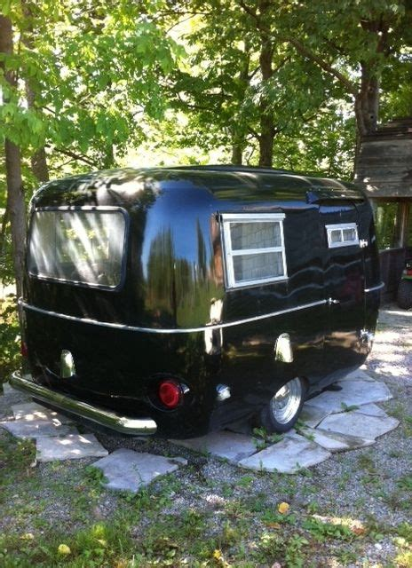 Boler Travel Trailer Camper