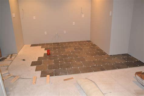 Carpet Tiles Basement Image Contemporary Tile Design