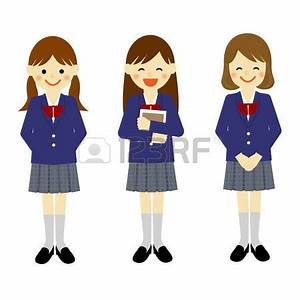 Clipart School Girl - Cliparts Galleries