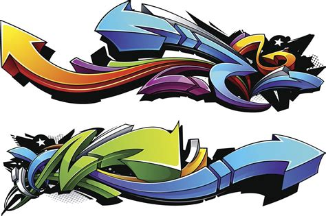 Graffiti Vector : Follow These Steps To Learn And Develop Your Own Graffiti
