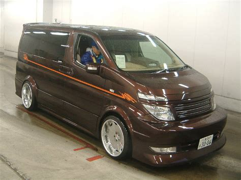 Nissan Elgrand Modification by Nissan Elgrand For Sale Import Cars From Japan To Uk