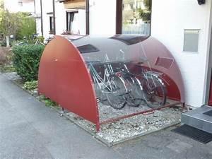 Fahrradbox Für 2 Fahrräder : fahrrad garagen abschlie bar streicher ~ Whattoseeinmadrid.com Haus und Dekorationen