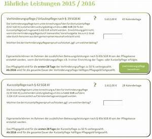 45b Sgb Xi Abrechnung : pflegereform 2015 excel leistungs bersicht ~ Themetempest.com Abrechnung