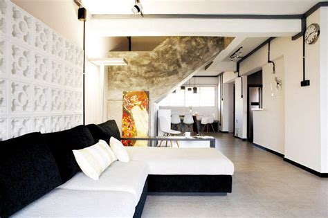 Electrical Home Design Ideas by 10 Industrial Style Homes With Exposed Pipes And Trunking