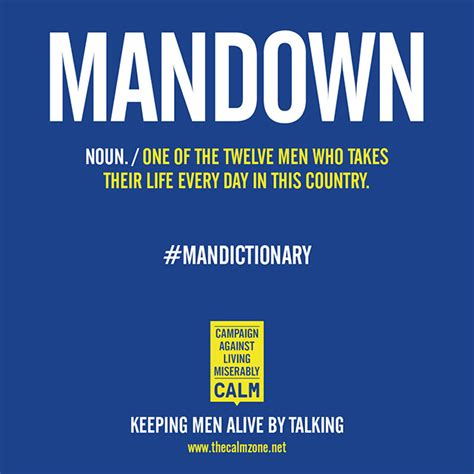 Living Room Dictionary by Calm Launch National Mandictionary Campaign Campaign