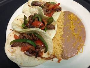 Fajita tacos at Mexican Way - Picture of Mexican Way ...