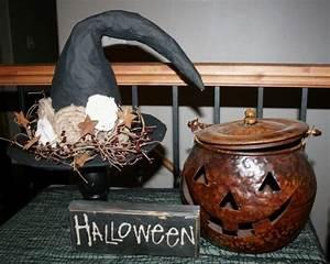Halloween Deko Aus Amerika : coole halloween gespenster laterne hexenhut diy anleitungen ~ Markanthonyermac.com Haus und Dekorationen