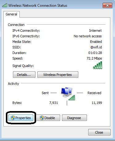 Jelas ketika tidak ada koneksi internet, akses internet tidak dapat berjalan. Royi aidiltra: Masalah wifi id homepage login tidak muncul