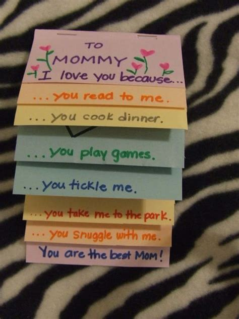 creative diy mothers day cards