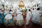 Africa-rooted religions have strong hold in Brazil