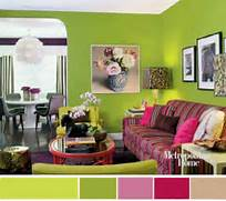 7 Living Room Interior Paint Colors Purple Pink Interior Color Schemes For Spring Decorating