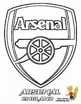 Football Coloring Colouring Pages Soccer Printable Arsenal Yescoloring Manchester Sports United Team English Print Teams Sheets England Fifa Sheet Boys sketch template