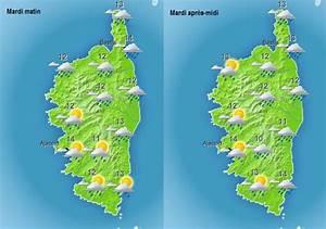 La météo de ce mardi 17 mars - France 3 Corse ViaStella