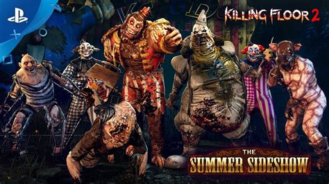 killing floor 2 dunk the bloat kf2 1 08 title update the summer sideshow tripwire