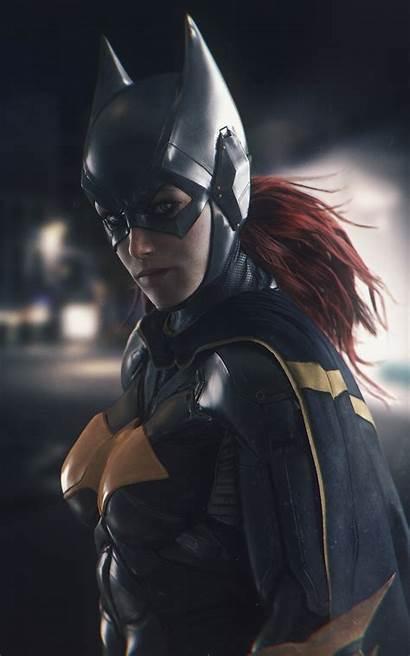 Batgirl Dc Artwork Comics Portrait Display Batman