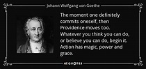 TOP 25 QUOTES BY JOHANN WOLFGANG VON GOETHE (of 1748) | A ...