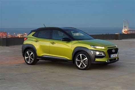 Brandnew 2018 Hyundai Kona Crossover Release Date