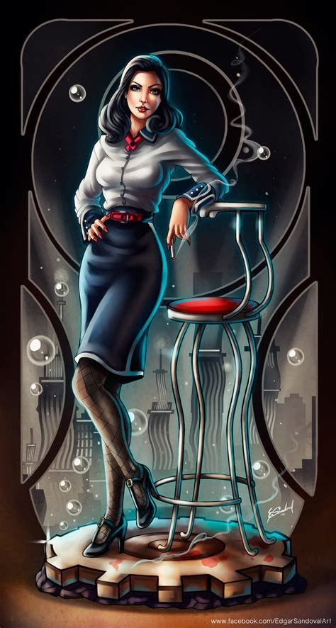 Elizabeth Burial At Sea By Edgarsandoval On Deviantart