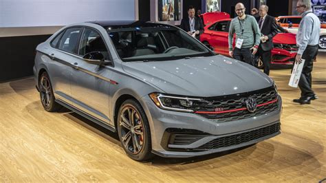 2019 Volkswagen Jetta Gli by 2019 Volkswagen Jetta Gli 4 Facts We Learned Autoblog