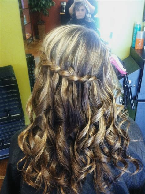 97 Best Images About Hoco Hair On Pinterest Bridal Hair