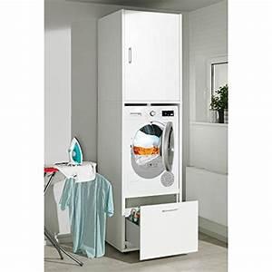 Waschmaschinenschrank Mit Tür : waschmaschinenschrank trocknerschrank ideen f r zuhause ~ Eleganceandgraceweddings.com Haus und Dekorationen