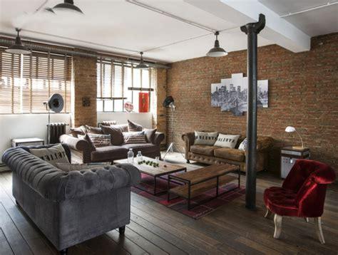 Decoration Maison New York La Deco Loft New Yorkais En 65 Images Archzine Fr