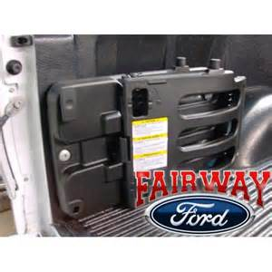 2009 thru 2014 ford f 150 f150 oem black stowable bed