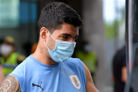 Luis Suarez tests positive for Covid-19; will miss ...
