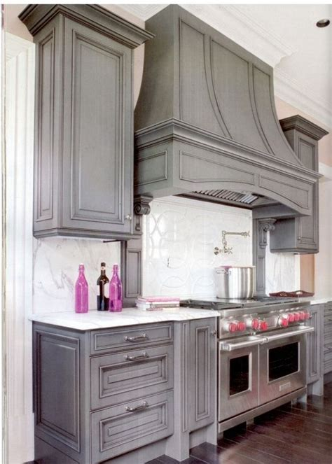 grey glazed kitchen cabinets grey kitchen cabinets with glaze remodel 4063