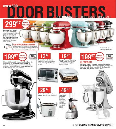 friday mixer kitchenaid artisan deals elder beerman ad