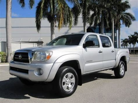 2005 Toyota Tacoma Specs by 2005 Toyota Tacoma Prerunner Trd Cab Data Info And