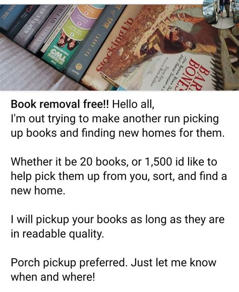 Busy Bee -Free Book Haul Away Re-homing - Posts | Facebook