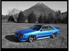 bmg88cobra 1988 Ford Mustang Specs, Photos, Modification