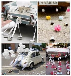 Decoration Voiture Mariage : pin decoration de voiture mariage 2 cv on pinterest ~ Preciouscoupons.com Idées de Décoration