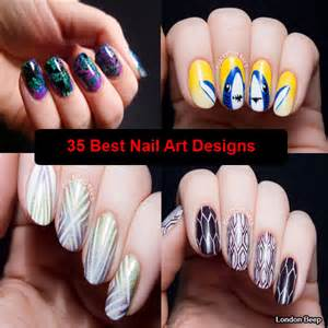 Best nail art designs by chalkboard nails instagram
