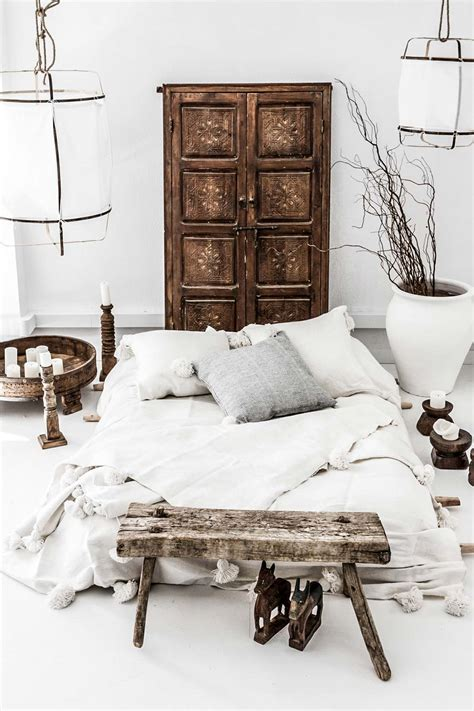chambre exotique ethnic design with scandinavian simplicity decoholic