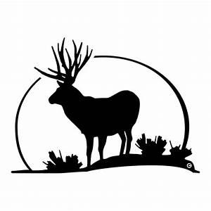 Mule Deer Clipart - ClipartXtras
