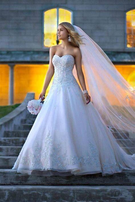 27 cute and stunning big wedding dress ideas vis wed
