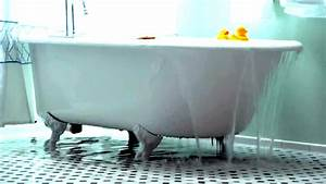 Should You Worry About Your Bath Overflowing? - Helpful Colin