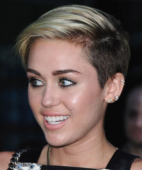 miley cyrus hairstyles in 2018