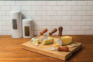 Rockler Adds Cheese Knives, Cheese Plane And Pizza/Pie
