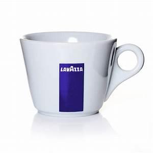 Tasse Mit Untertasse : lavazza cappuccino tasse mit untertasse blu collection ~ Sanjose-hotels-ca.com Haus und Dekorationen