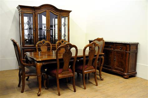 Thomasville Dining Room Sets Discontinued by Discontinued Thomasville Furniture Oval Dining Room Free