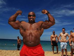 Ronnie Coleman Training Tips  Eight Time Mr Olympia Winner  Bodybuilding