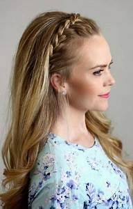 Peinados sencillos pelo liso